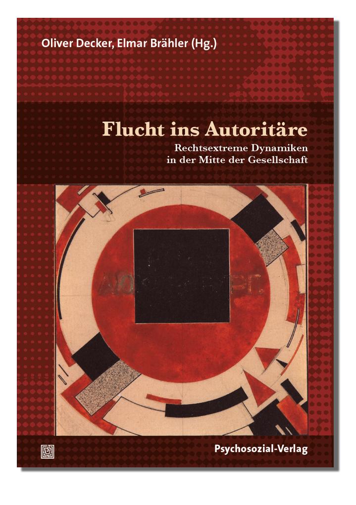 Leipziger Autoritarismus-Studie 2018 Cover